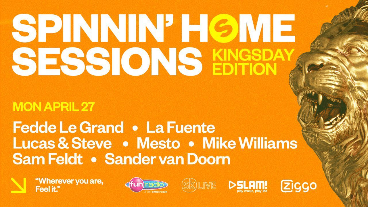 Spinnin' Home Sessions