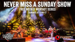 Widespread Panic Never Miss A Sunday Show