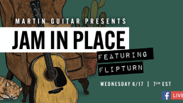 Martin Guitar Presents Jam In Place - Flipturn